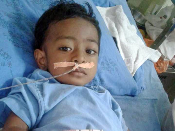 A Toddler With Final Stage Neuroblastoma Cancer Please Help!