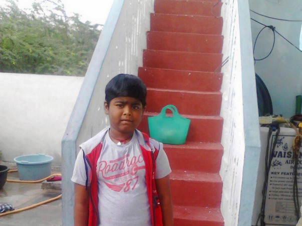 Save my son saicharan