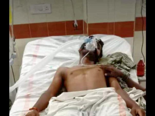 Help Prasad For His Treatment