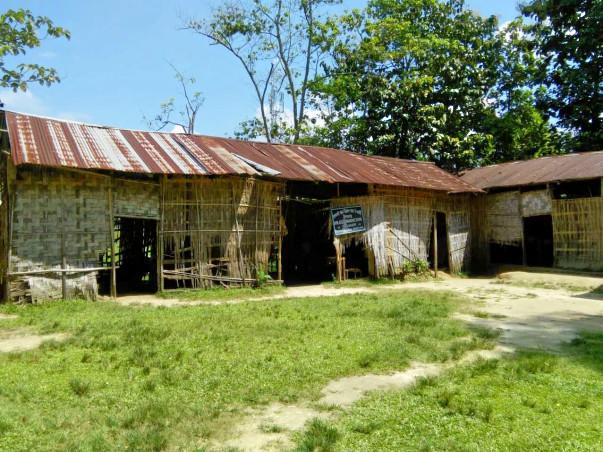 Help to build School Building to these poor children