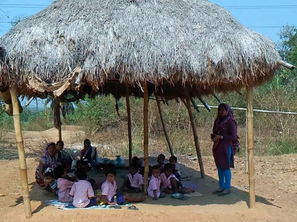 Help Tribal Children Get Formal Education
