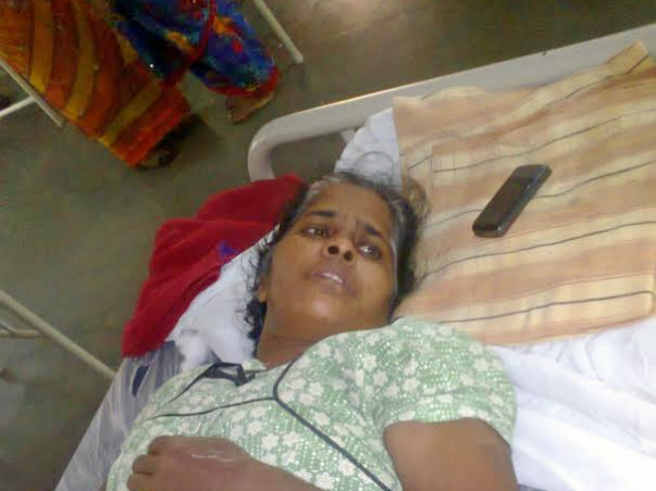 I am fundraising to pLEASE HELP ME MY MOTHER HEART OPERATION