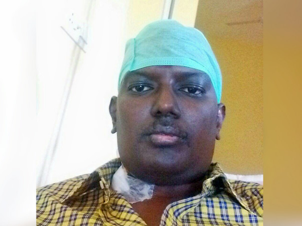 Help Venkat to Fight Blood Cancer(AML)