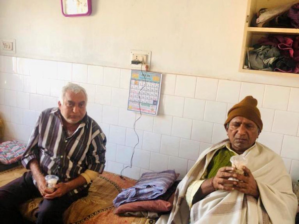 Help Funding the Rent of an old age home.