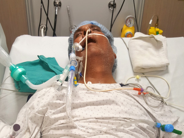 Please Help my Father fighting Septocemia