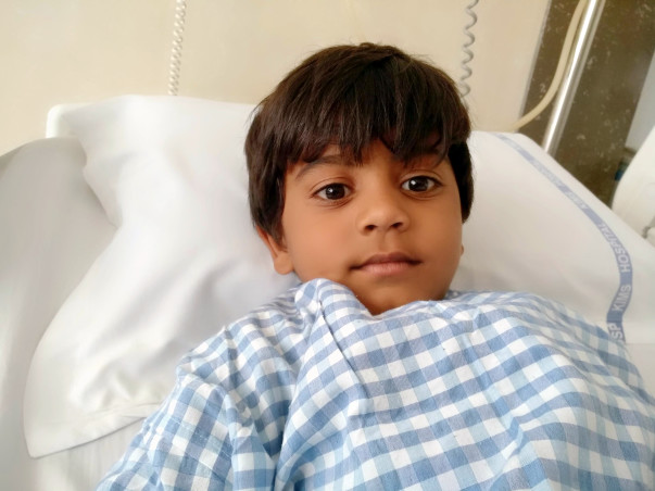 Save 5-year-old Who Was Born With 2 Holes In His Heart