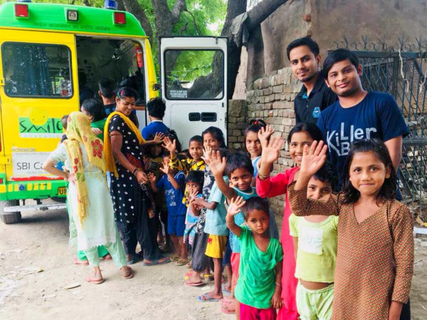 Help Bhoomi reach every Student