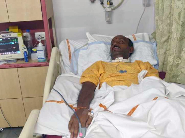 Support Guru Chandra Recover From Major Left LMN Facial Palsy