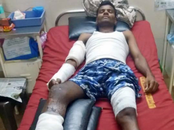 Help Prathamesh To Stand Again
