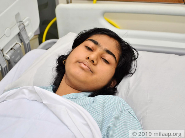 Nishita Saraswat needs your help urgently
