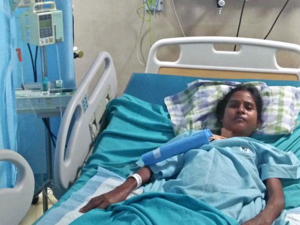 Help 25-year-old Parimala fight Intestinal failure
