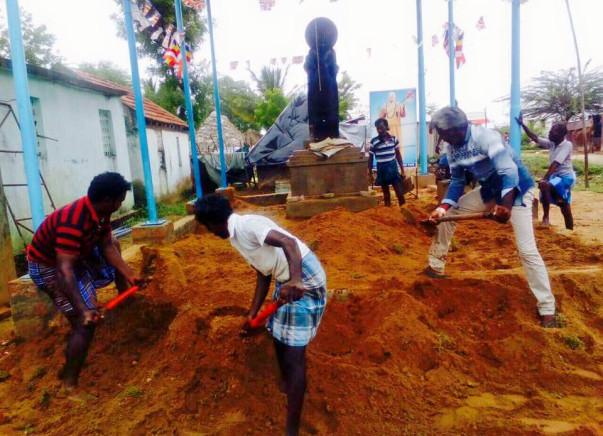 Support For Development Of Under Privileged Village