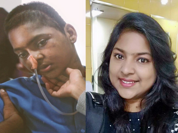 Help Pavithra Recover From Brain Injury Due To Civic Body Negligence