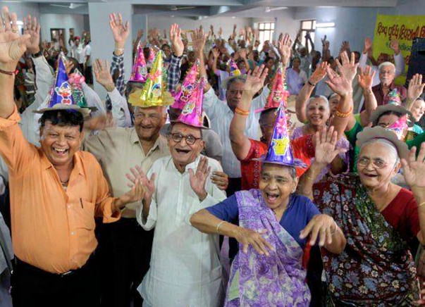 Help The Elderly Enjoy Their Old Age