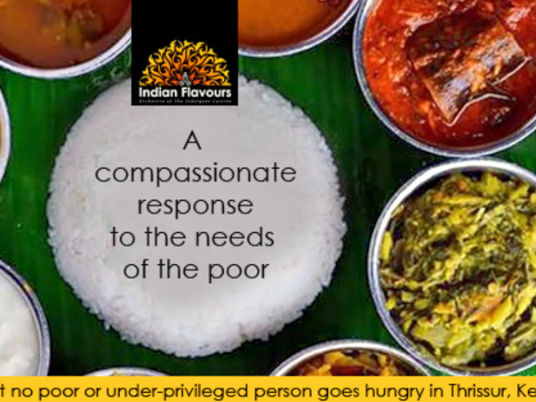 Help Us To Feed The Poor People Of Thrissur, Kerala With Daily Meal