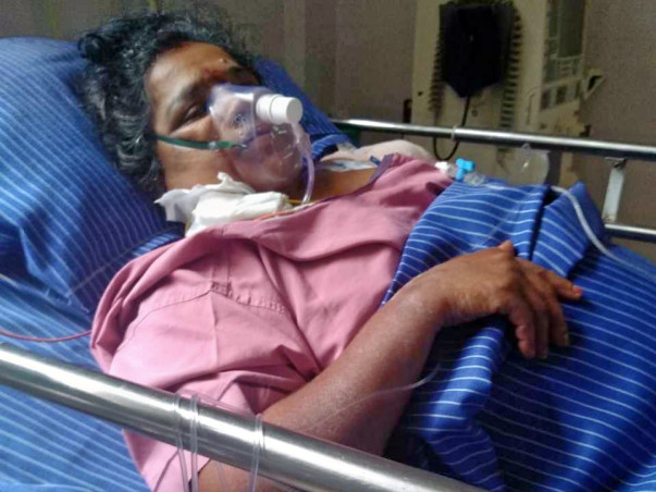 Help My Mother Fight Injuries Due To Road Accident