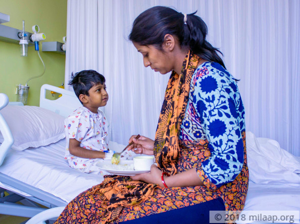 4-Year-Old Can't Escape Liver Disease And Death Without  Treatment