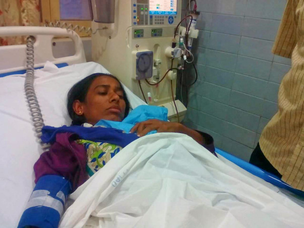 Mamatha's Life Has Come To A Standstill Because Of Kidney Failure