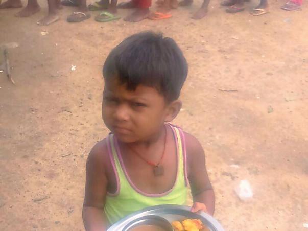 #HappyMemoriesToHappyTummies: Feed 1000 Street Children Everyday