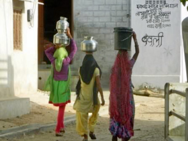 Help village Banwali fight water scarcity.