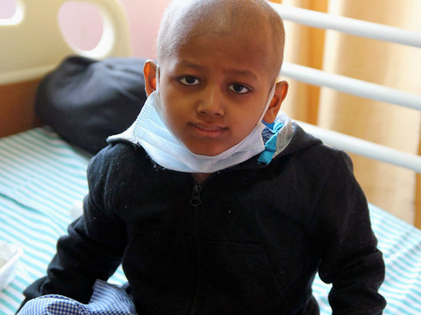 This 4-Year-Old Has Lost His Childhood To Blood Cancer