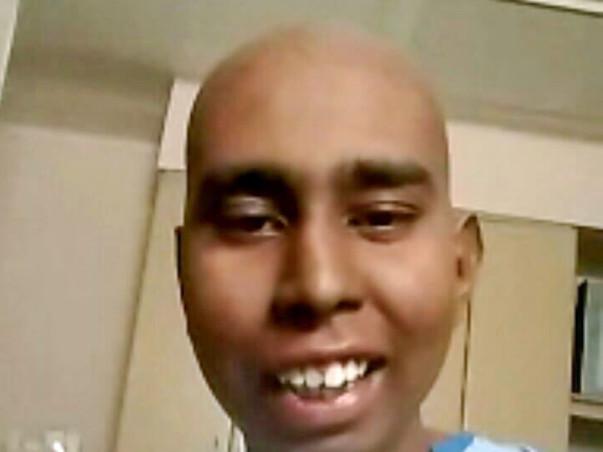 Help ch Mithun  fight cancer