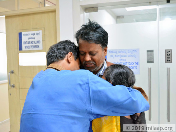 Sumith has cancer and need your support to survive
