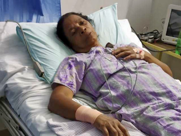 Help My Grandmother Ammani Recover From A Heart Attack