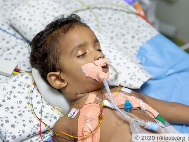 This 1-Year-Old's Vital Organs Will Fail Without Urgent Treatment