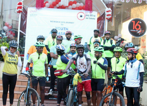 Pedal For Peace