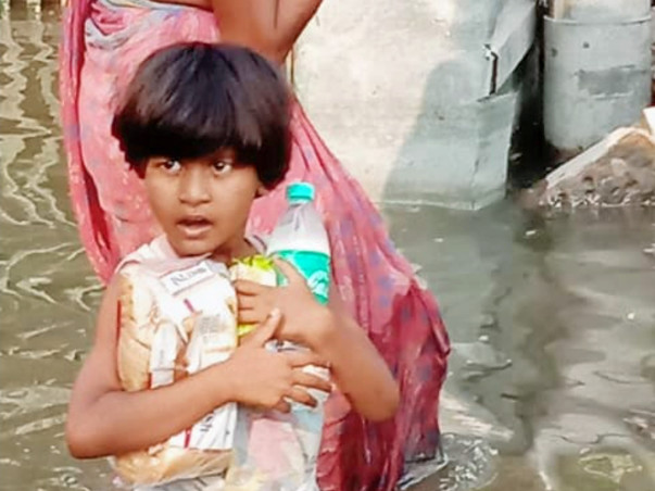 Stand with Flood Tragedy at bihar(Building Bihar initiative)