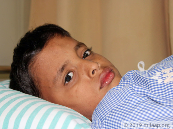 Father Buried In Debt Struggles To Save His 9-Year-Old Son