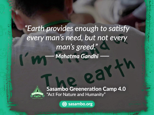 Help Abhisek to attend Greeneration Camp at Indonesia