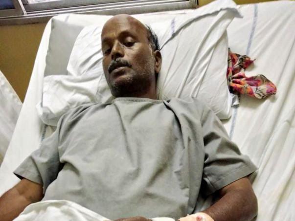 Help rajshekar's father for his liver transplantation