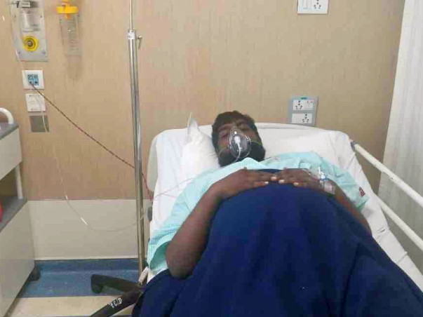 Help Vamsi Undergo A Liver Transplant