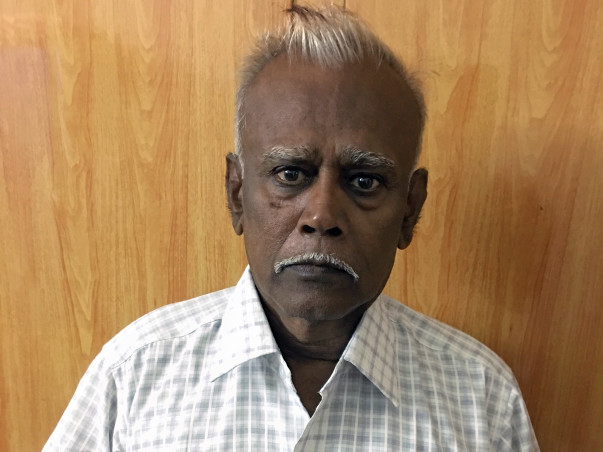 Help Lakshmanan Fight Cancer