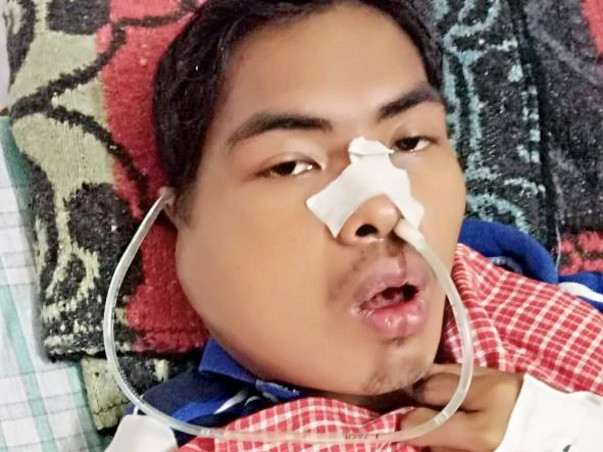 Help Rahendra to fight against Rhabdomyo sarcoma