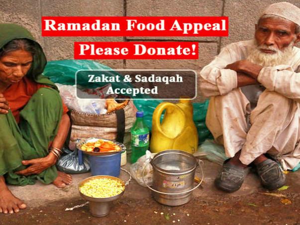 Help the Homeless have a Happy Ramadan