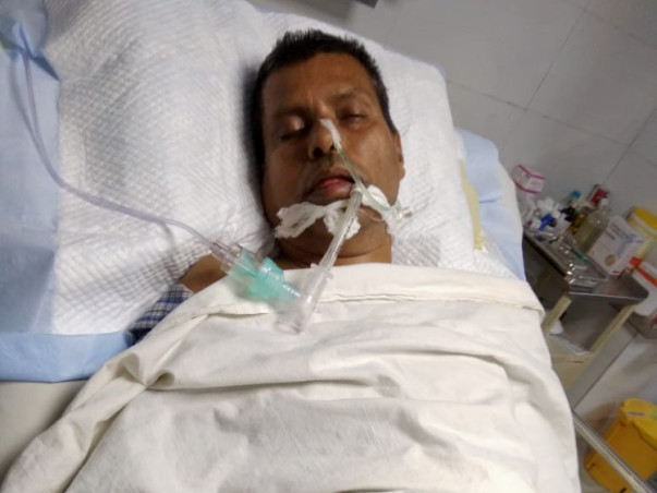 Help my father fight stroke