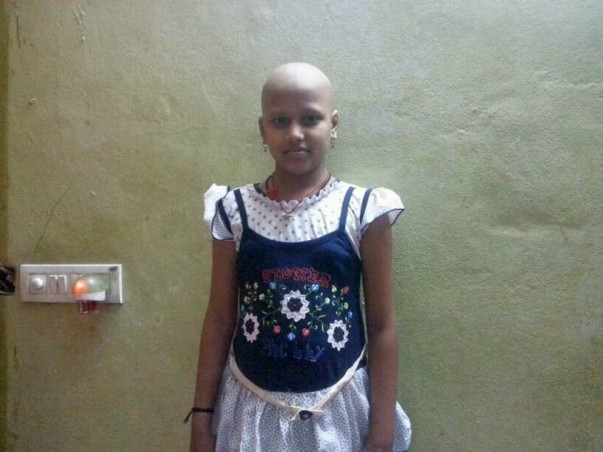Help 10 years old Akshaya fight bone cancer