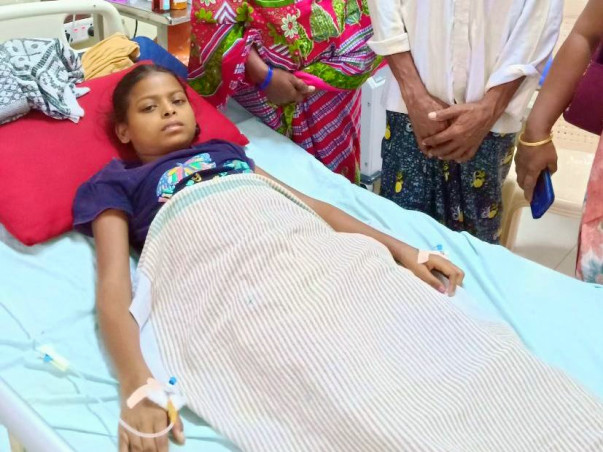 Please Save Hema Suffering from Sickel Cell Anemia