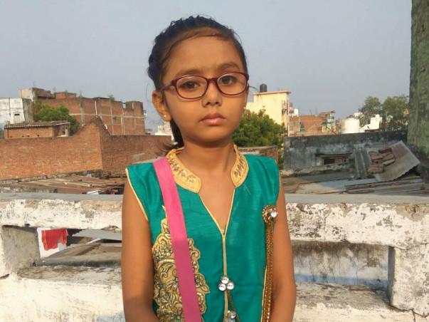 Help 8 Year Old Trishti Defeat Final Stage Cancer