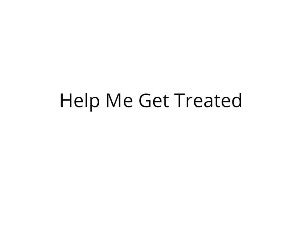 Help Me Get Treated for Trigeminal Neuralgia