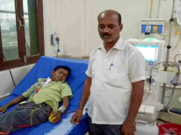 Help Saquib To Undergo Kidney Transplant