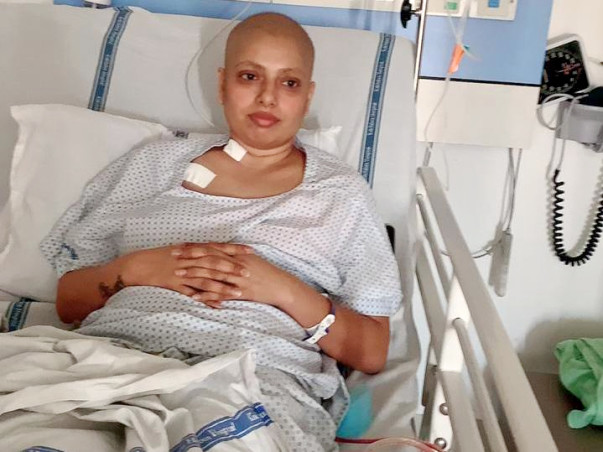 Support Kavita recover from Breast cancer