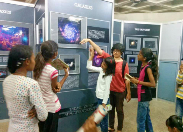 Help poor slum children get Best Education thru Museums, @Rs 935 only.