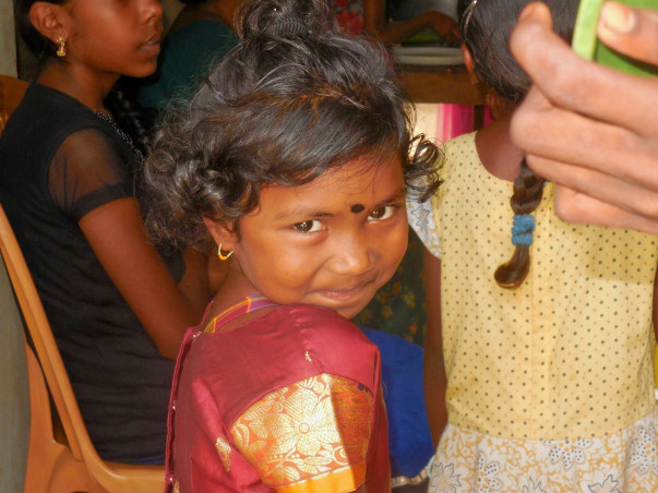 Help me to buy new dresses for these precious tribal children !