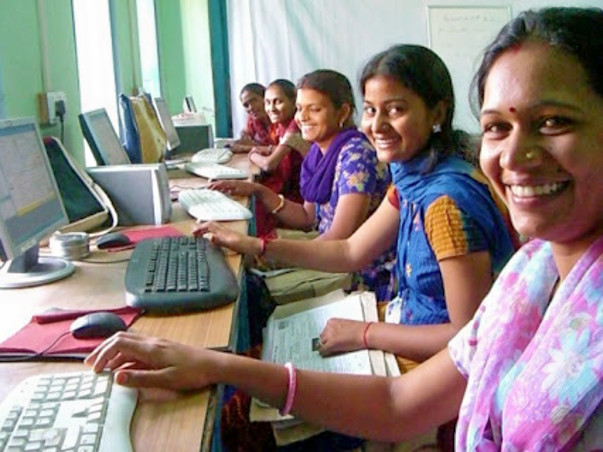 I am fundraising to provide underprivileged and household women a power to code.