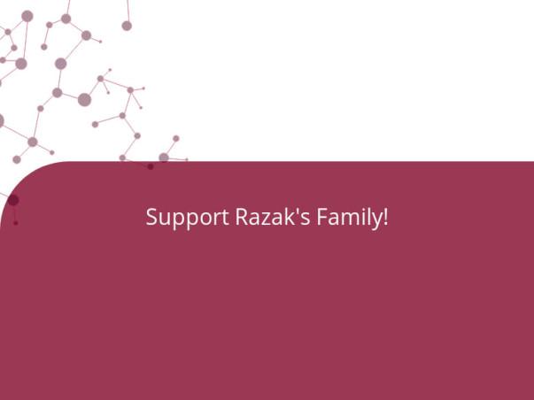 Support Razak's Family!