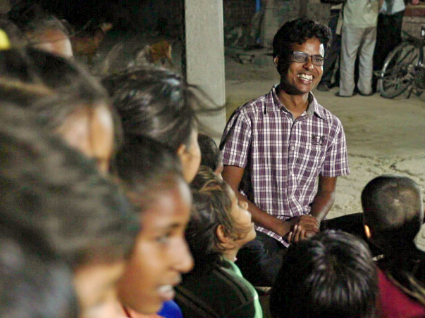 Help Anurag Educate His Village Children For Free